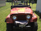 1978 Jeep CJ7 Base Sport Utility 2-Door 4.2L off road vehicle
