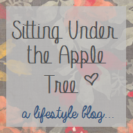 Sitting Under the Apple Tree