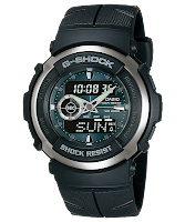 Casio G Shock : g-300