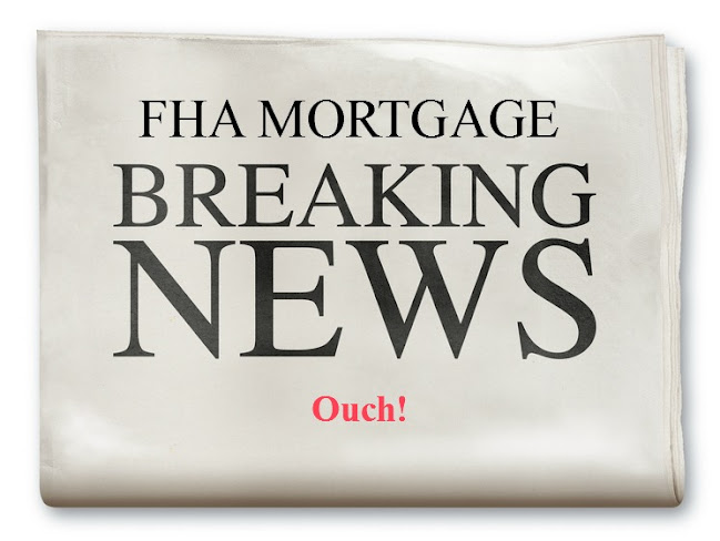 new changes in mortgage insurance mi fha loan. Black Bedroom Furniture Sets. Home Design Ideas