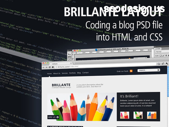 psd to html css conversion tutorial pdf