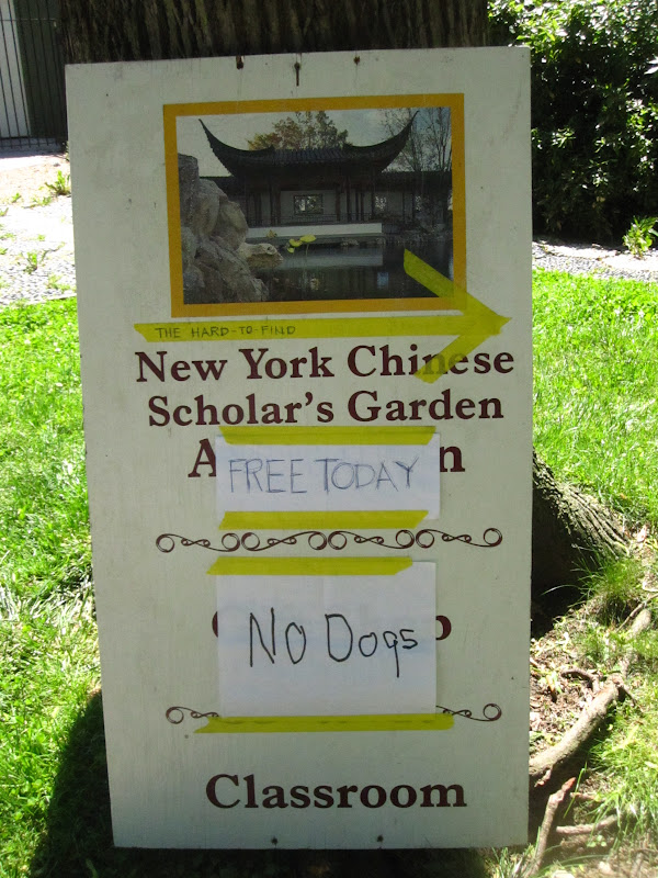 The Chinese Scholar's Garden