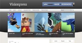 Visionpress WordPress theme