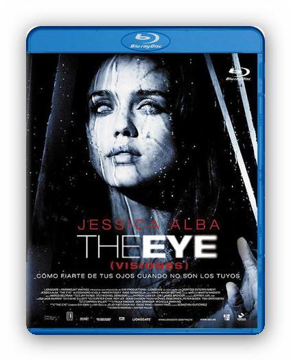 The Eye [BDRip 1080p][Dual AC3.DTS][Subs][Terror][2008]