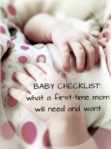Mommyhood Now: Baby Supplies Checklist for First-Time Parents