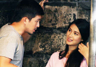Dennis Trillo and Heart Evangelista on Dwarfina Pictures 3