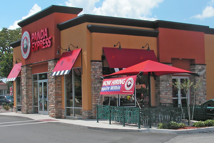 Panda Express, Archer Road
