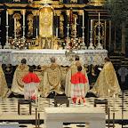 Fronleichnam in Wilten 2013 - Pontifikalvesper in der Stiftskirche Wilten - 30.05.2013