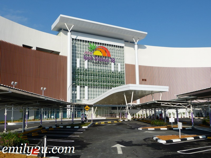 AEON Ipoh Station 18 Shopping Centre