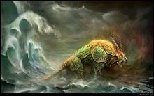 waves 1440x900 wallpaper
