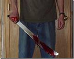 Sujeto mata a machetazos a ex conviviente en Cajabamba