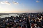 Istanbul: vue sur la Corne d'Or