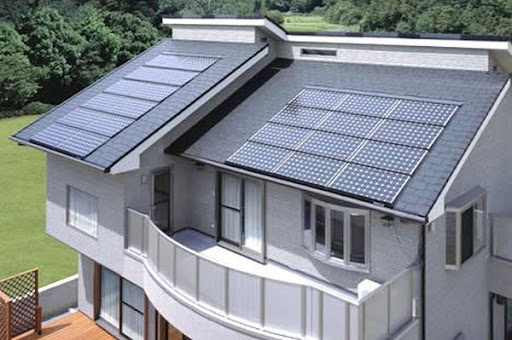 Solar Energy Advantages For A Green Home Image