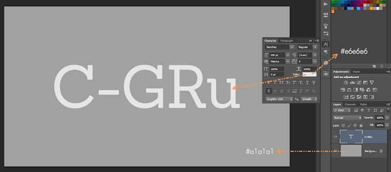 Photoshop - เทคนิคการสร้างตัวอักษร 3D Glowing แบบเนียนๆ ด้วย Photoshop 3dglow02