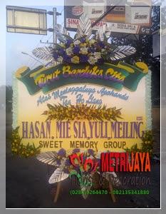ucapan turut berduka cita dari Sweet Memory Group - Jakarta