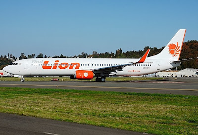 Thai Lion Air. ZonaAero