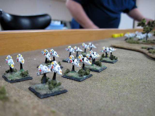 Ed's White Scars with some pre-heresy tech.