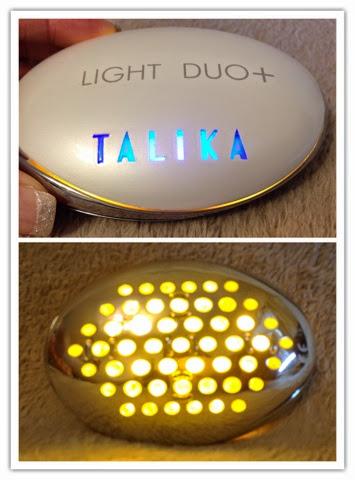 how to use talika light duo