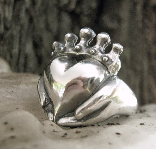 Irish Wedding Rings Claddagh 92 Cute Rickson Jewelry us Petite