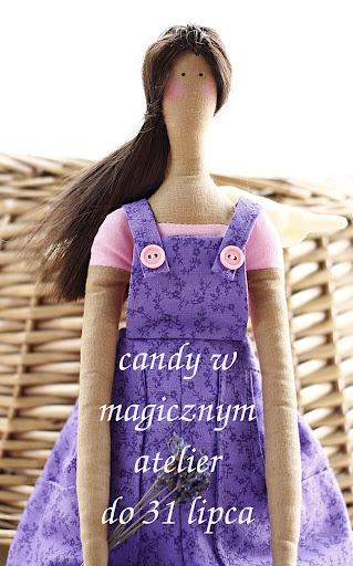 Candy w Magicznym Atelier