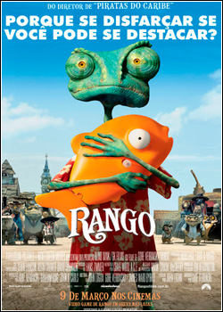 Rango – DVDRip XviD + RMVB Legendado