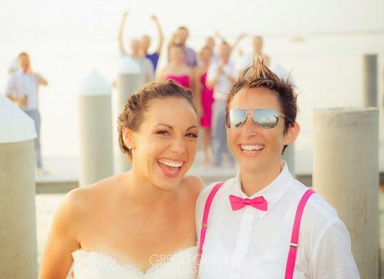 Lesbian weddings in florida