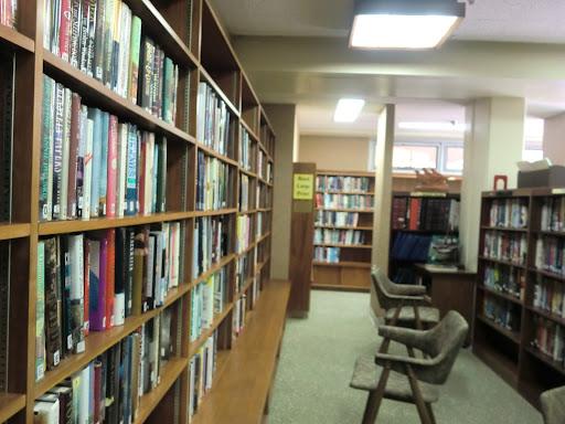 図書館がたくさんあるのが特徴