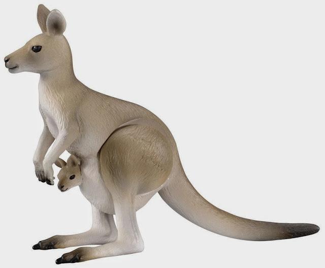 Hình ảnh sắc nét, sinh động của Flying Kangaroo Ania AS-16