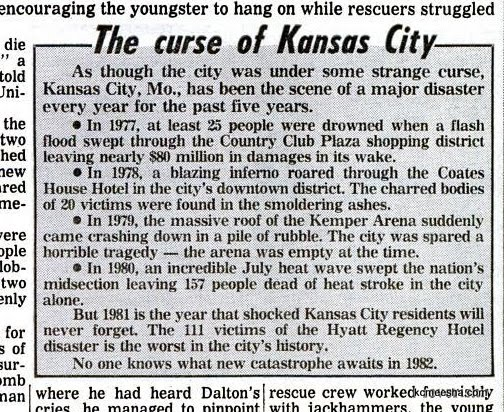 The Curse Of Kansas City Kansas City With The Russian Accent