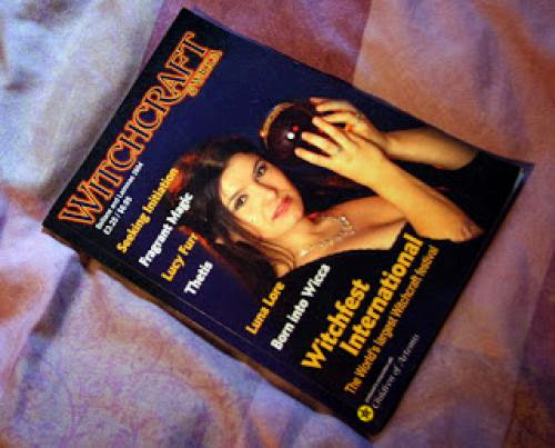 A Secret Gift Of Witchcraft And Wicca
