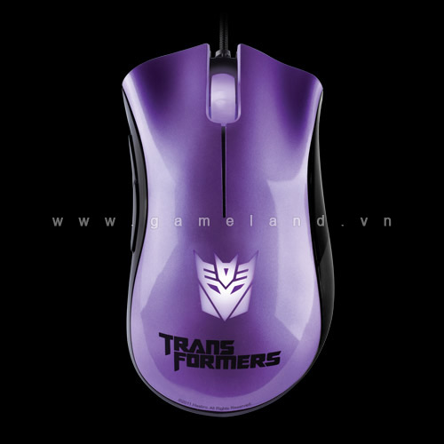 Razer ra mắt bộ sản phẩm ăn theo Transformers 3 3