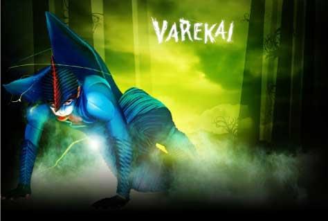 Cirque du soleil, varekai