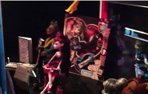 Monster High: ¿Próximos lanzamientos (2012) o FAKE?