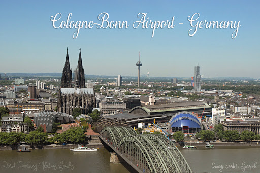 Cologne-Bonn Airport - Germany | World Traveling Military Family