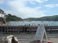 Best coffee in Salcombe