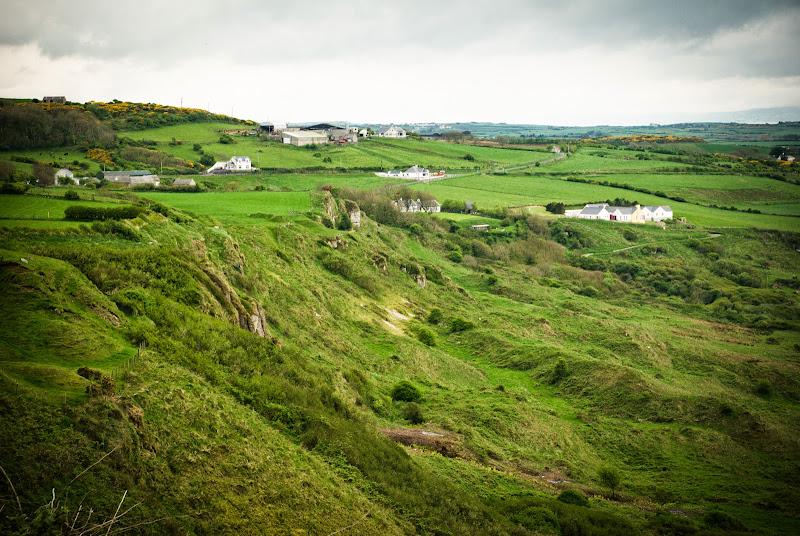 Irlandia Płn -- wybrzeże Atlantyku..