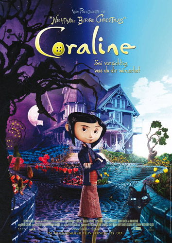 Poster Coraline  -  © Universal Pictures International Germany