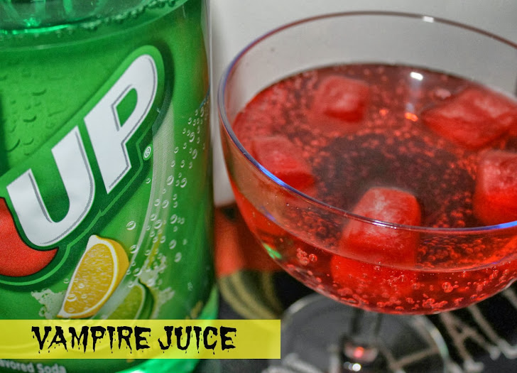 """Vampire Juice"" Recipe #shop #SpookyCelebration"