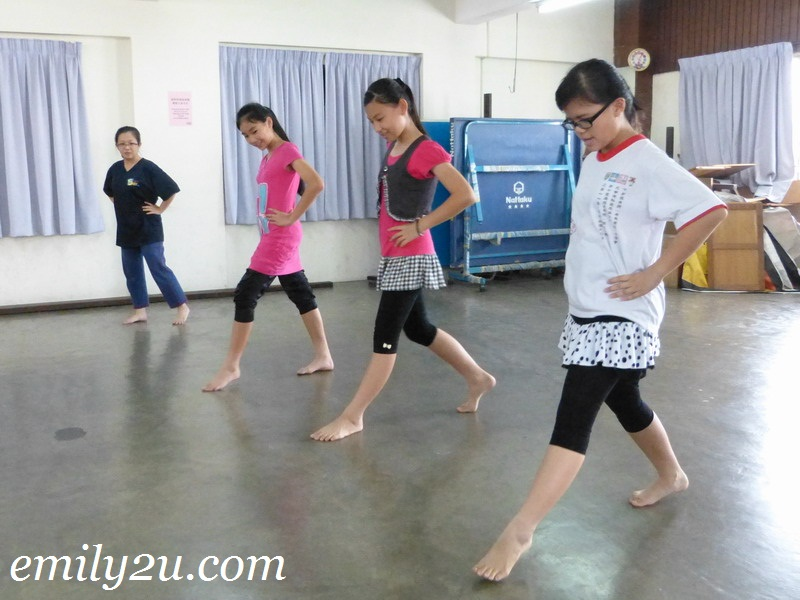 Traditional Chinese Dance Classes In Ipoh