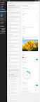 Admin Page Framework - Widget Form Fields