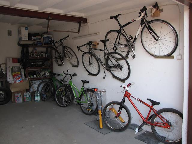 Intelektualny Gdyby Nieposkromiony Rower W Garazu Goen Pl