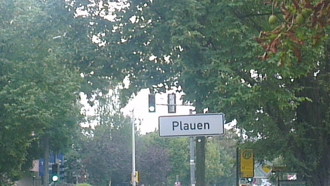 Ortschild Dresden-Plauen