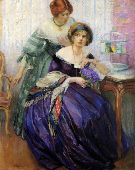 Karl Albert Buehr – A Pledge of Love