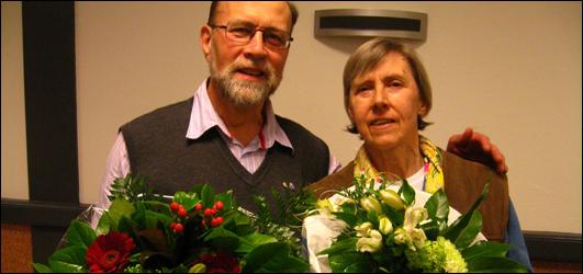 Jubilaris Gerrit van den Berg