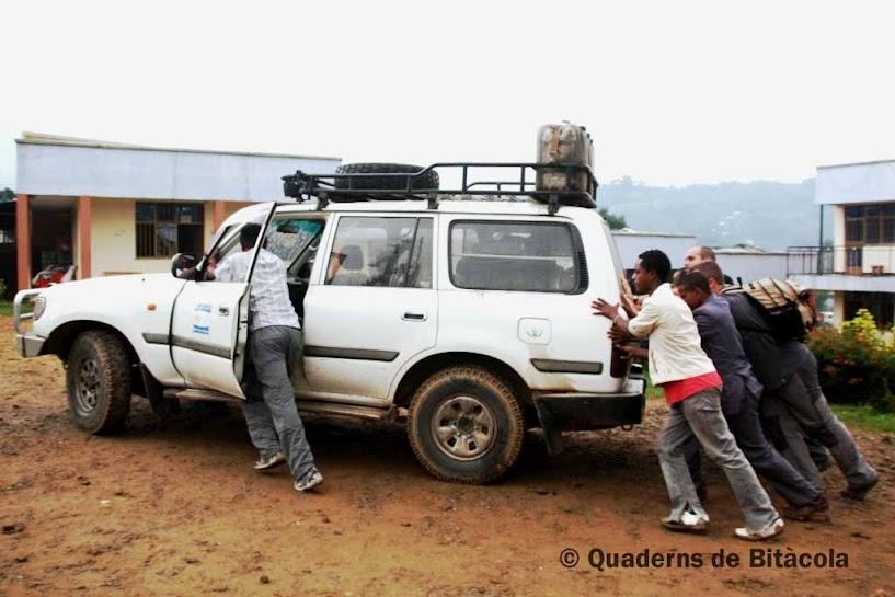 coche Etiopia
