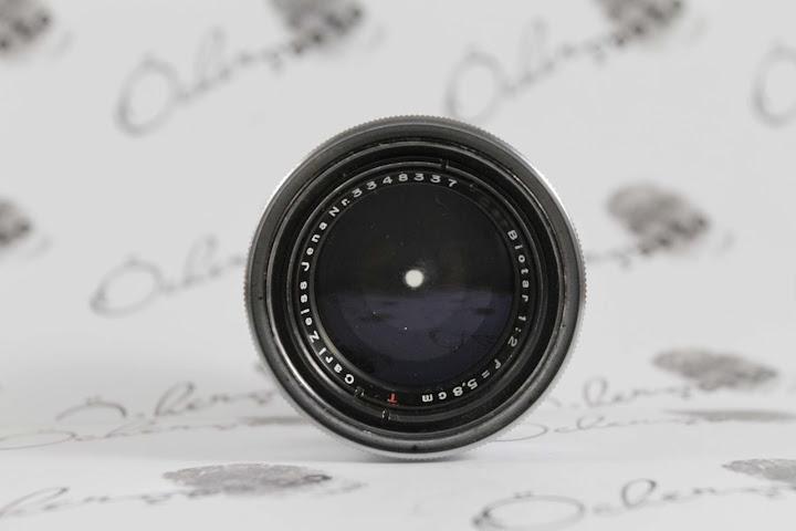 [OECHERPHOTO] [JUAL] Carl Zeiss 58mm f2,0 17 Blade