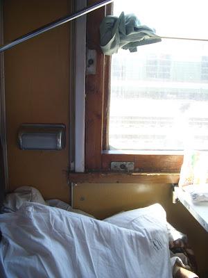 シベリアの車窓