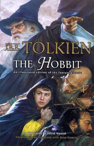 O Hobbit – J. R. R. Tolkien – Ebook