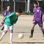 San Pablo y Chiguayante Sur empataron 2-2 en primera adulta
