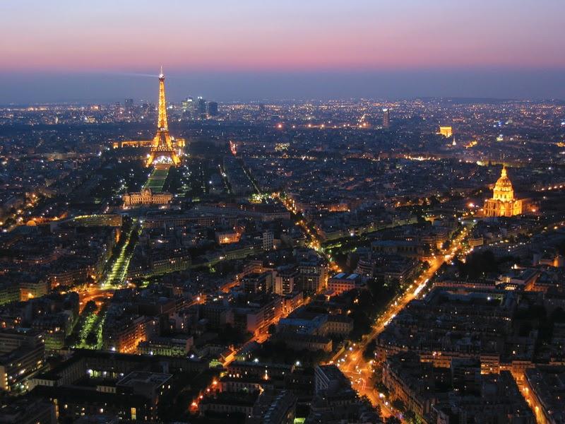 Busreis Parijs halfpension